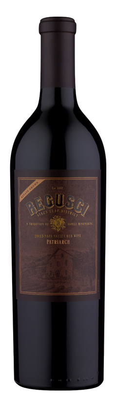 2013 Patriarch Red Wine