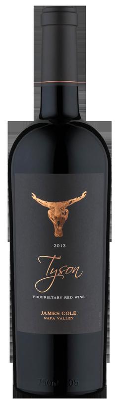 2013 Tyson Red Wine