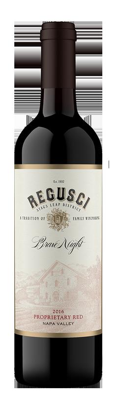 2016 Brave Night Red Wine
