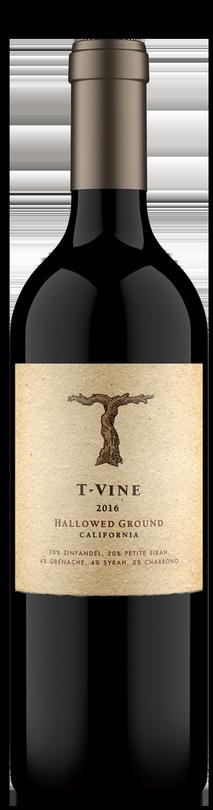 2016 Hallowed Ground Red Wine Image