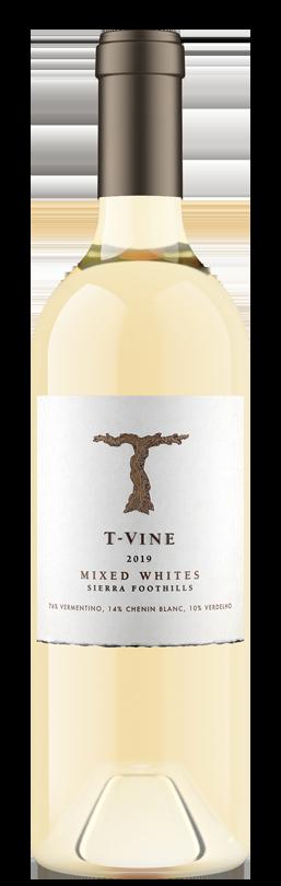 2019 Mixed Whites, Sierra Foothills