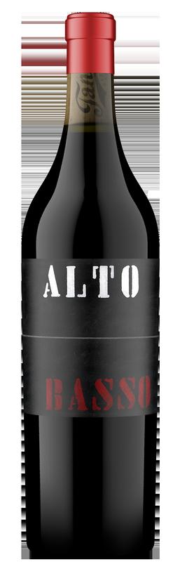 Alto Basso, Red Wine, California