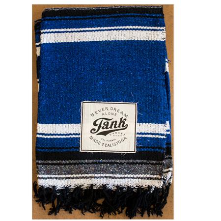 Baja Blanket Blue Image