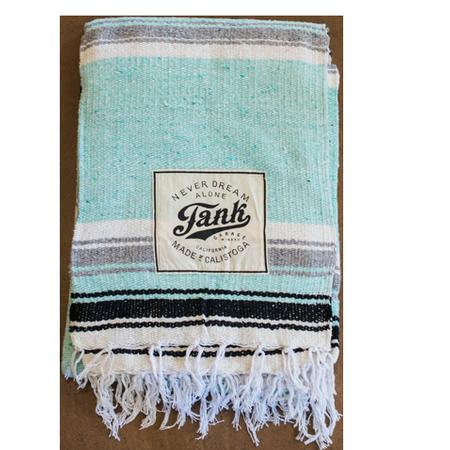 Baja Blanket Mint Image