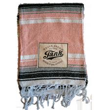 Baja Blanket Pink Image