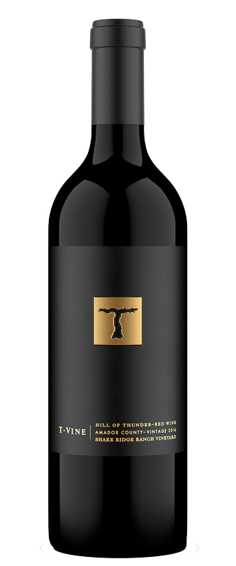 2016 Hill of Thunder Red Wine