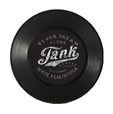 Record Coaster Set