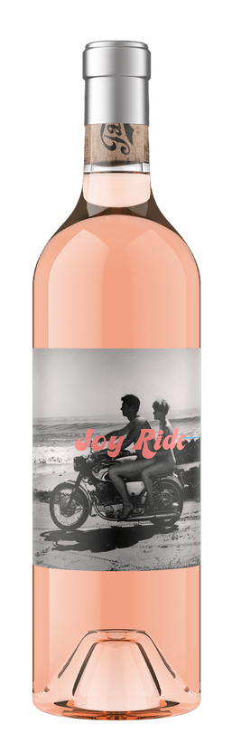 2018 Joy Ride, Rosé Wine, California