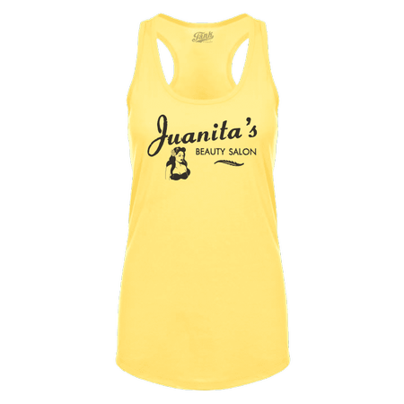 Juanita's Beauty Salon Women's Tank