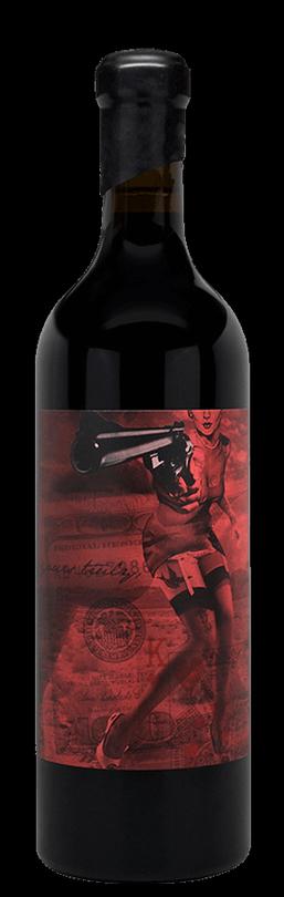 2015 Lipstick and Gunpowder, Red Wine, California