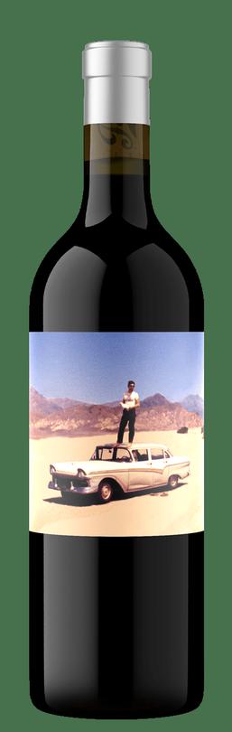 2017 Lovers, Dreamers, Fighters & Believers, Red Wine, Sierra Foothills