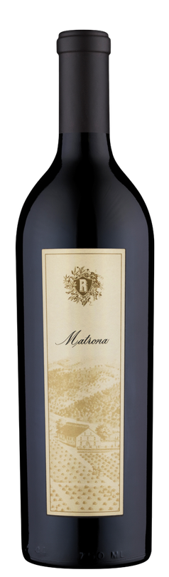 2012 Matrona Red Wine