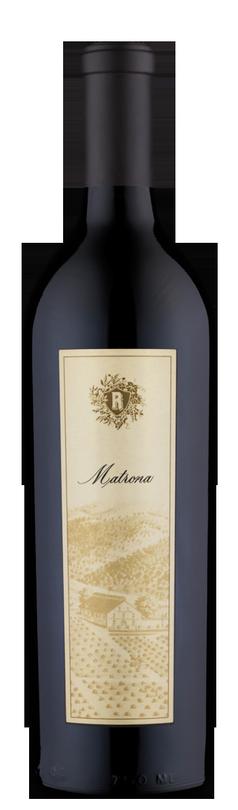 2013 Matrona Red Wine