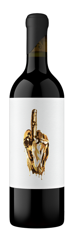 2019 Middle Finger, Red Wine, Amador County