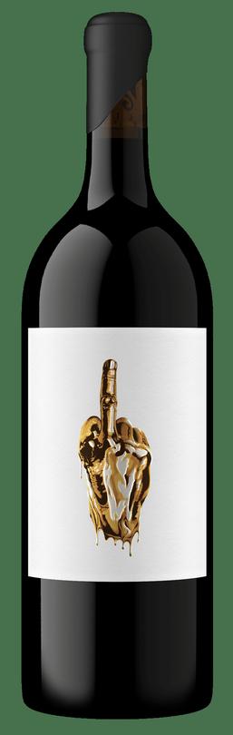 2019 Middle Finger, Red Wine, Amador County, Shake Ridge Vineyard Magnum (1.5 l)