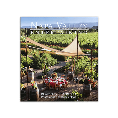 Napa Valley Entertaining Book