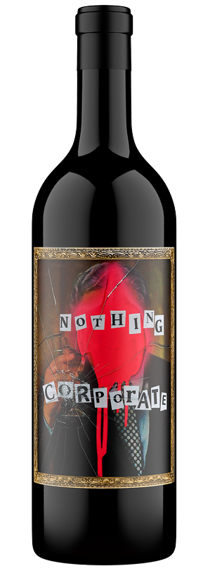 2016 Nothing Corporate, Red Wine, Napa Valley