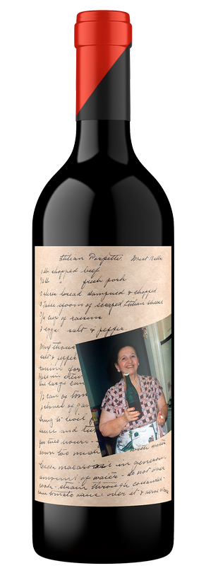 2016 Polpette Della Nonna, Red Wine, California
