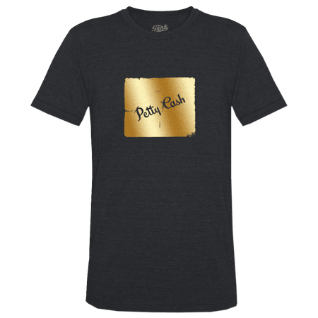 Petty Cash T-Shirt Charcoal