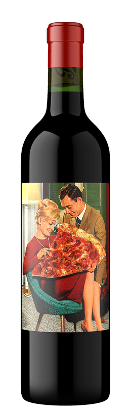 Pizzaboy, Red Wine, California