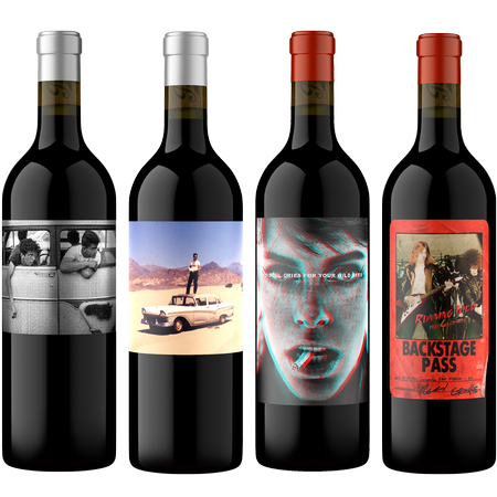 Red, Red Wine 4-Pack