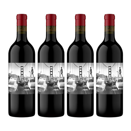 2018 Somewhere Out On That Horizon Red Wine Four-Pack