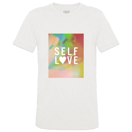 Self-Love T-Shirt White