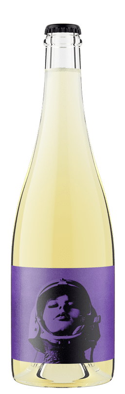 2017 Space Crush, Pét Nat Sparkling Wine, Solano County