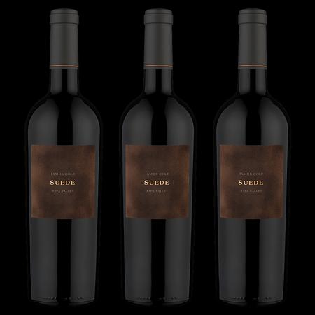 2013 Suede Cabernet Sauvignon (3 bottles)