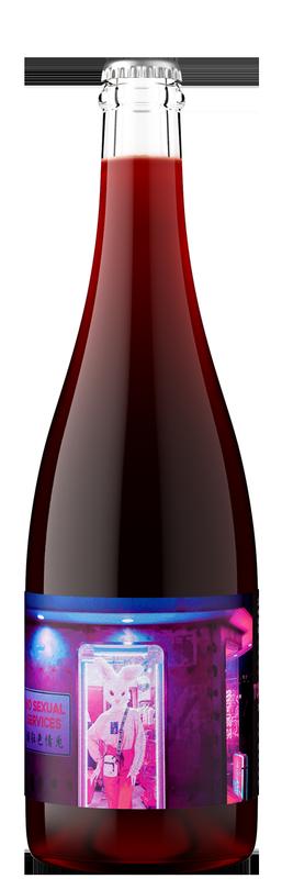 2020 Tokyo Love Hotel, Pét-Nat Sparkling Wine, Clement Hills, Stampede Vineyard