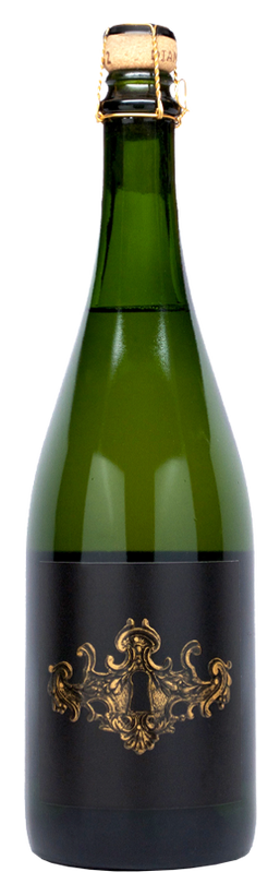 Unspoken, Sparkling White Wine, Mendocino County