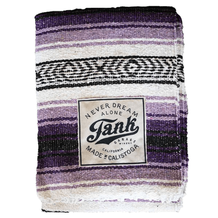 Baja Blanket Purple + Lavender