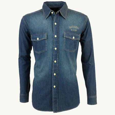 Denim Shirt Dark